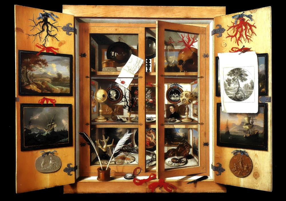 Domenico Remps - Cabinet of Curiosities